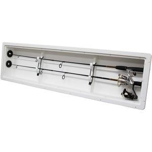 2 Rod Gunwale Rod Holder Box
