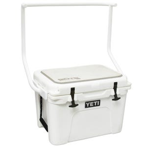 Cooler Leaning Post - YETI Tundra 35
