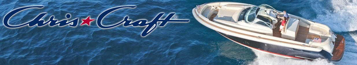 Chris Craft Boat Parts | Replacement Parts For Chris Craft Boats