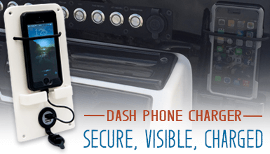 Dash Phone Charger