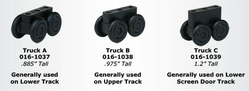 Marine Truck Types